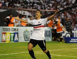 Náutico x Santa Cruz Natan (Foto: Aldo Carneiro/Pernambuco Press)