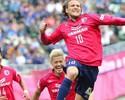 J-League: Dérbi de Osaka fica no empate; Hiroshima é líder pela primeira vez no ano