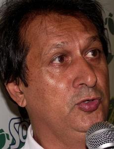José Construtor, presidente do Xv de Jaú (Foto: Divulgação / XV de Jaú)