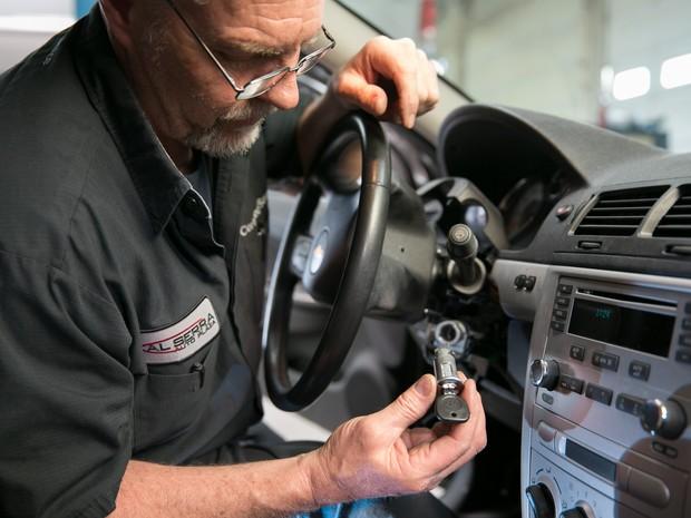 Carro da GM passa por recall na ignição; montadora fez recall de 15 milhões de carros nos EUA (Foto: Divulgação)