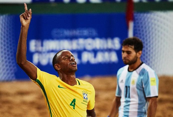 Brasil goleia Argentina na semifinal das eliminatórias e se garante ... 7d04522210abb