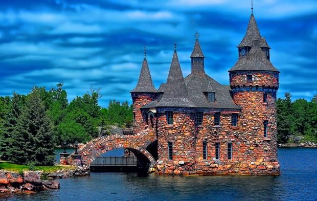 Castelo Boldt (Foto: Reprodução/Hall Pic)