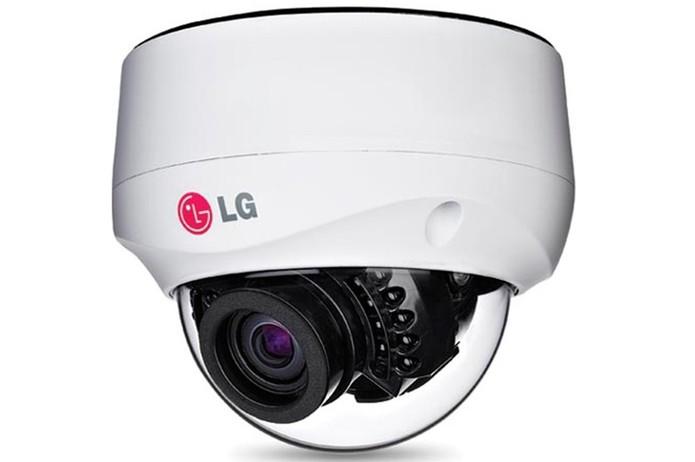 Modelo Dome da LG tem entrada microSD (Foto: Divulgação/LG)