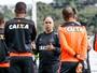 Em Curitiba, técnico Marcelo Oliveira comanda 1º treino no retorno ao Galo