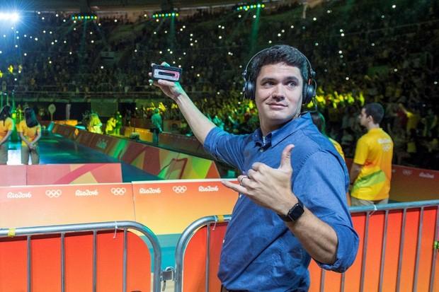 Marcelo Courrege (Foto: João Miguel Júnior e João Cotta / TV Globo)