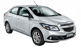 Chevrolet Prisma (Foto: General Motors)