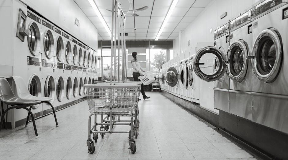 lavanderia (Foto: Divulgação)