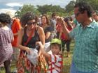 PM do DF lança carteirinha e pulseira para identificar crianças no Carnaval