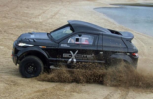 Desert Warrior 3 será pilotado pela equipe Excite Rallye Raid Team (Foto: Divulgação)