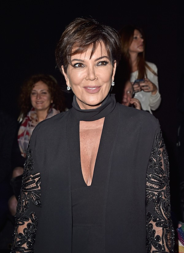 A empresária Kris Jenner (Foto: Getty Images)