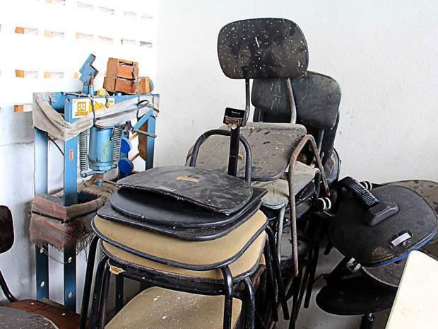 Cerca de 5% do material recolhido pela Emlur é doado às pessoas (Foto: Divulgação/Emlur-JP)
