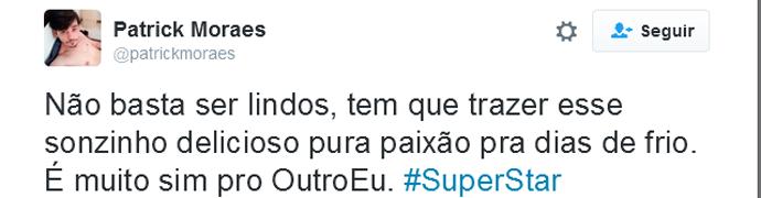 OutroEu Twitter (Foto: Reprodução)