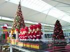 'Grande Show de Natal' é atração em shopping de Campinas no domingo