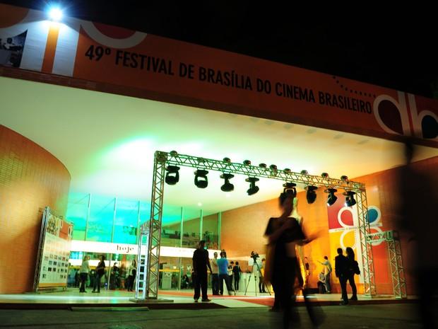Festival de Brasília do Cinema Brasileiro (Foto: Pedro Ventura/Agência Brasília)