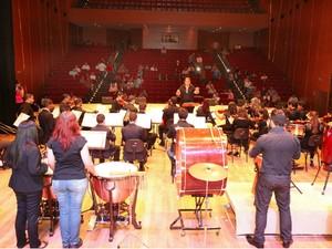 De domingo a quarta, público poderá ver apresentação da orquestra (Foto: Prefeitura Municipal de Cascavel / Divulgação)