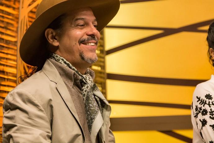 Neto Fagundes Galpão Crioulo (Foto: Maicon Hinrichsen/RBS TV)