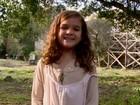 Mel Maia tieta Renato Aragão: 'Queria ser filha dele'