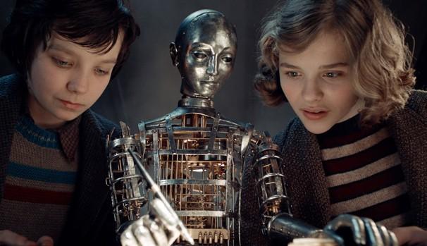 """O filme é uma adaptação do livro infantil """"The Invention Of Hugo Cabret"""", de Brian Selznick (Foto: Divulgação/Reprodução)"""