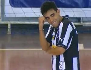 Frame, Futsal Botafogo (Foto: Reprodução)