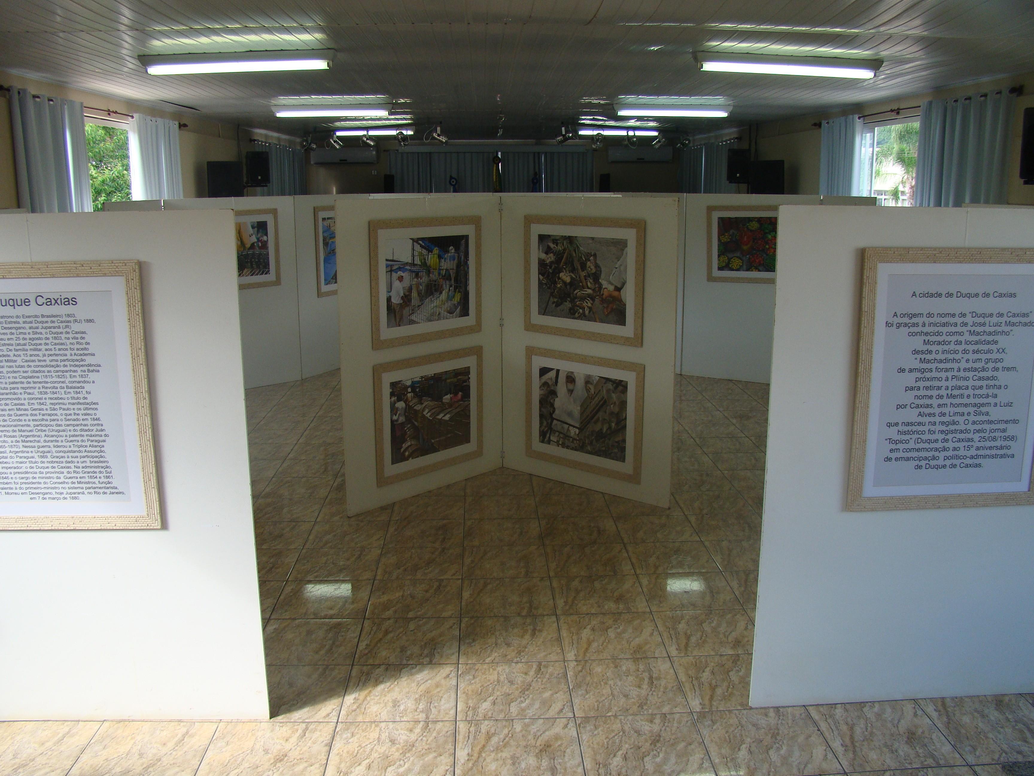 Exposição fotográfica em Cordeiro, Região Serrana do Rio (Foto: Divulgação)
