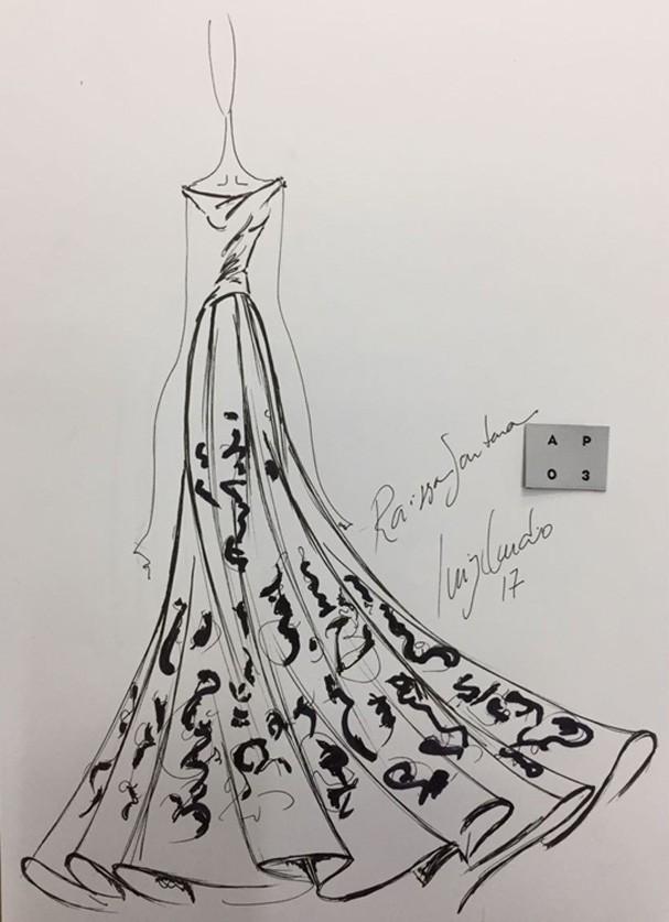 Raissa Santana elege dois looks para entrega da coroa à nova Miss (Foto: Divulgação)