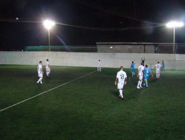 Causimac venceu o Vitória-ES pela terceira rodada do Capixabão de futebol sete society (Foto: Dani Caiado)