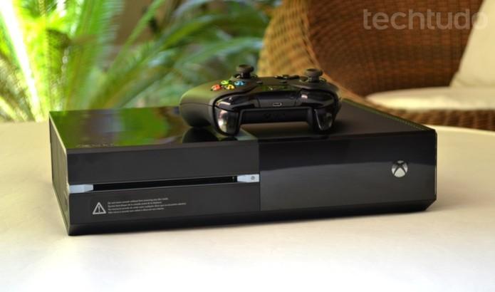 Xbox One já está a venda no Brasil (Foto: Luciana Maline/TechTudo)