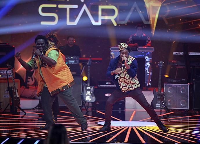 dois-africanos-superstar (Foto: Fabiano Battaglin / Gshow)