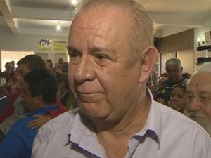 Nivaldo Andrade, candidato do PSL à Prefeitura de São João del Rei (Foto: Reprodução/TV Integração)