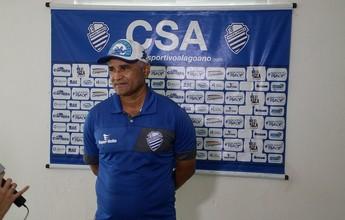 """Oliveira Canindé resume missão do CSA na final: """"O jogo das nossas vidas"""""""