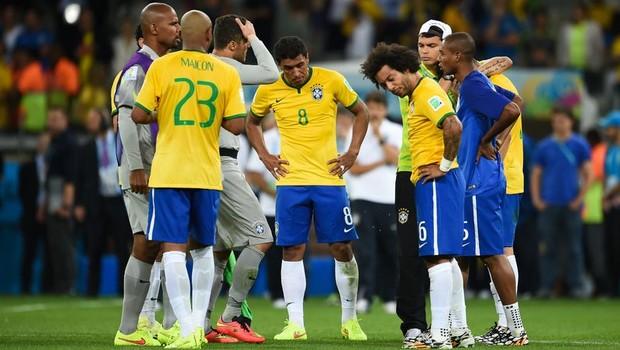 selecao; brasil; futebol; alemanha (Foto: Agência Brasil)