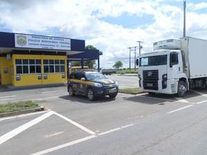 PRF informou que o feriado prolongado do Dia de Finados terá reforço no policiamento nas rodovias de Roraima (Foto: PRF/Divulgação)