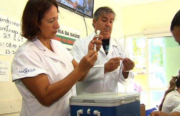 Sobe para 9 número de mortes por H1N1 em Goiás, diz Secretaria de Saúde (Foto: Reprodução/TV Anhanguera)