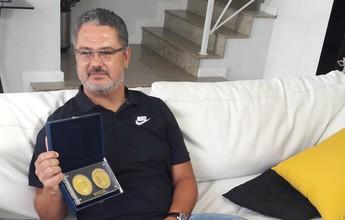 """Micale lamenta demissão: """"A vitória tem muitos pais, o fracasso é órfão"""""""