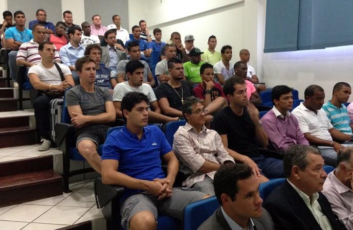 Apresentação Bahia (Foto: Divulgação / Esporte Clube Bahia)