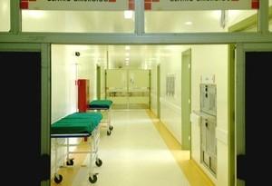 Hospital de Urgência e Emergência de Rio Branco (Huerb) (Foto: Rayssa Natani/G1)