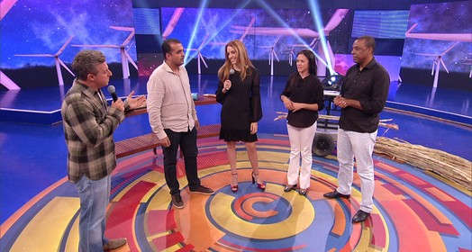 olha quem fala (Rede Globo)