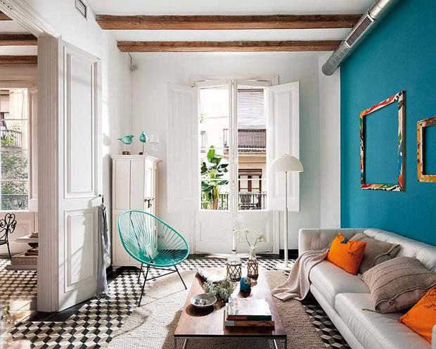 Retr ganha for a em morada espanhola casa vogue for Design moderno