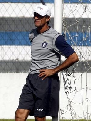 Charles Guerreiro - técnico do Remo (Foto: Marcelo Seabra/O Liberal)