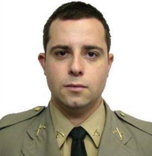 Soldado Thales morreu atingido por tiro em Cidreira, no RS (Foto: Divulgação/Brigada Militar)