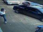 Mecânico é baleado durante tentativa de assalto em oficina de Goiânia
