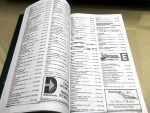 Lista de apelidos foi criada para facilitar a vida dos moradores (Foto: Prefeitura/ Divulgação)
