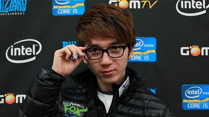 Park Lyn ganhou a maior parte dos seus prêmios em WarCraft 3, mas depois passou para o StarCraft 2 (Foto: team-aaa.com)