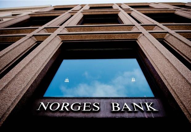 Norges Bank: investimento do Fundo Soberano da Noruega (Foto: Reprodução/Facebook)