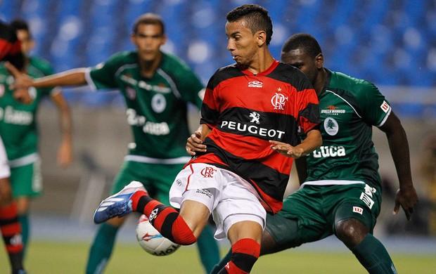 Rafinha, Boavista x Flamengo (Foto: Wagner Meier/Agência Estado)