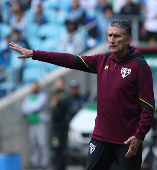 assunto encerrado (Rubens Chiri / site oficial do São Paulo FC')