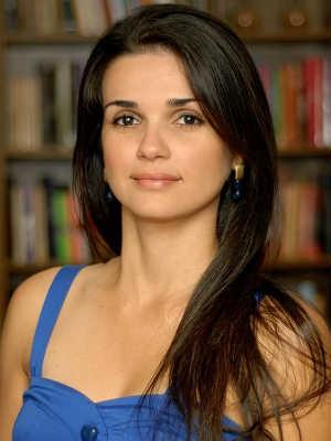 escritora mineira Marina Carvalho 1 (Foto: Marina Carvalho/ Arquivo Pessoal)