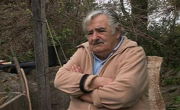 Segundo o presidente do Uruguai, o que o assusta não são as drogas, mas o narcotráfico  (Foto: BBC)