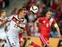 Técnico Joachim Löw corta atacante da Alemanha por atos de indisciplina