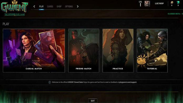 Gwent ganhou jogo próprio independente de Witcher 3 (Foto: Reprodução / Thomas Schulze)